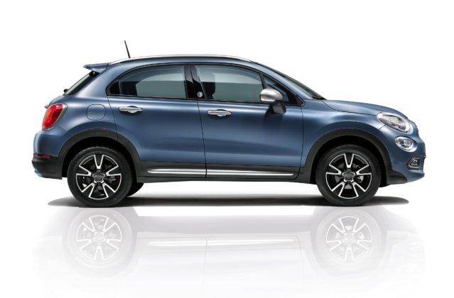 Fiat 500X Mirror statica