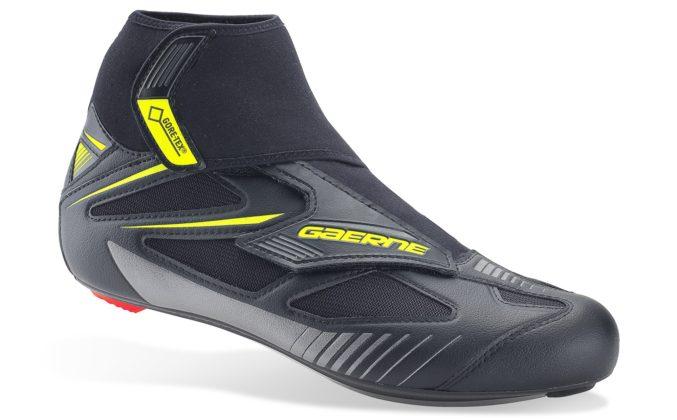 scarpe da bici invernali Gaerne G.Winter Road Goretex, vista laterale statica