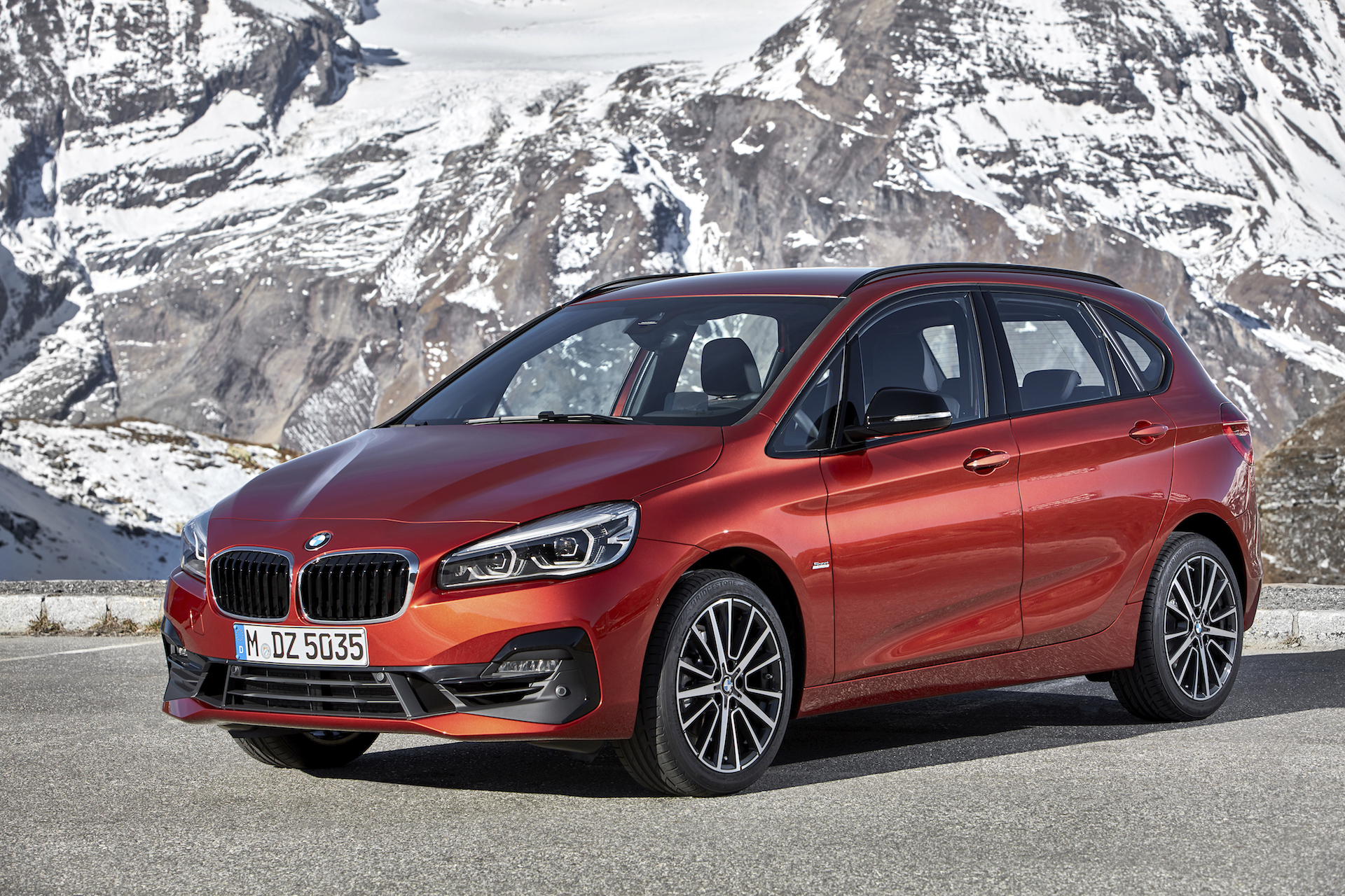bmw serie 2 active tourer e gran tourer 2018 facelift profondo. Black Bedroom Furniture Sets. Home Design Ideas