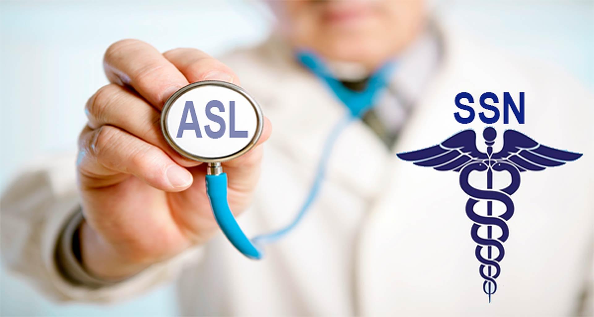 Medico della ASL per rinnovare la patente B