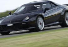 New Lancia Stratos nera