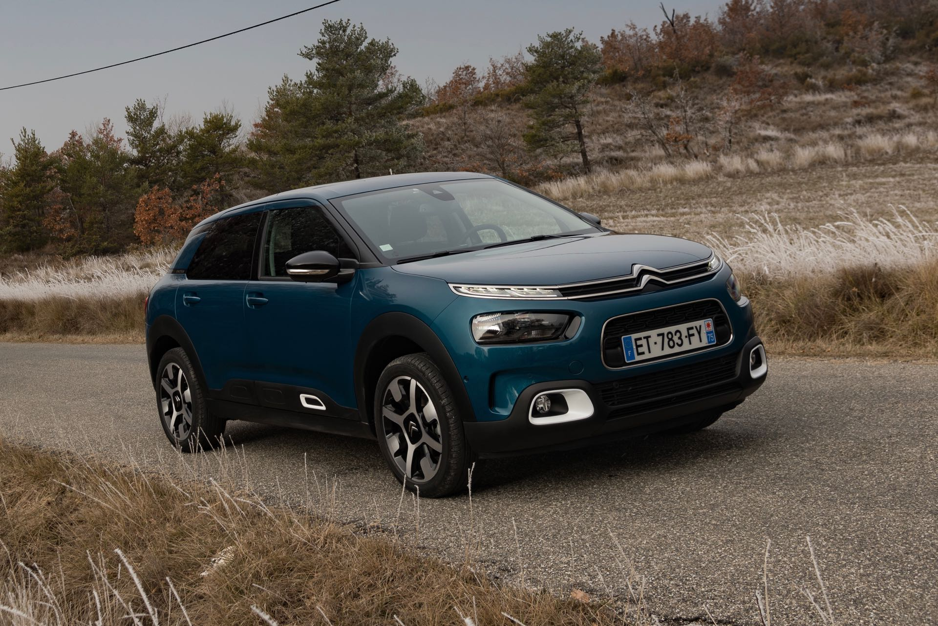 citroen c4 cactus 2018 dinamiche 10 red live. Black Bedroom Furniture Sets. Home Design Ideas