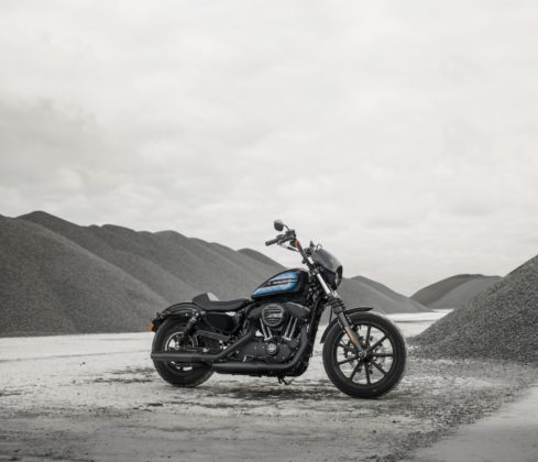 MY18.5 Sportster Launch. INTERNATIONAL ONLY