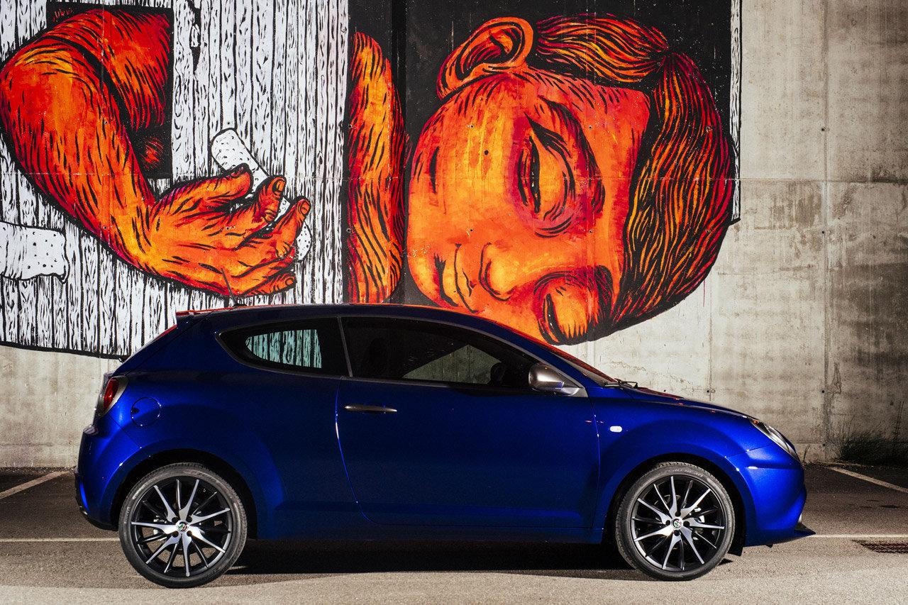Alfa Romeo Mito Urban Per I Giovani Che Non Si Accontentano
