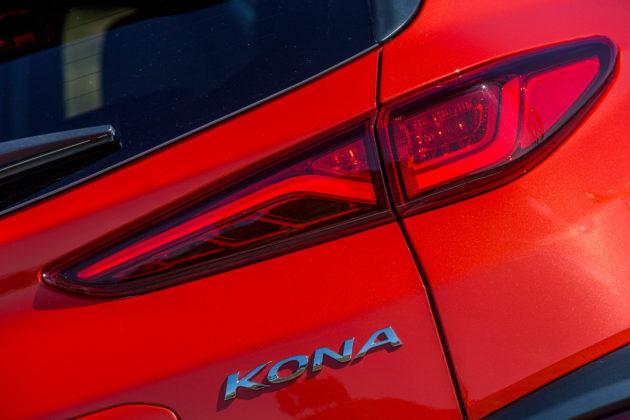 Hyundai Kona 2018 dettaglio modello