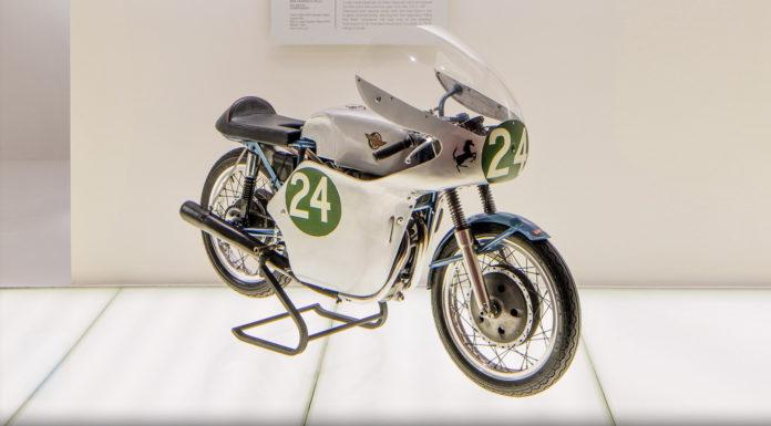 Museo Ducati 2018