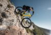 Peugeot Ebike 2018 in discesa sui sassi
