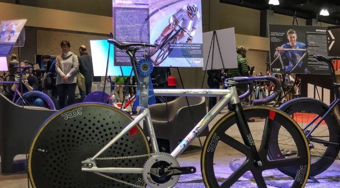 T.red Manaia Nahbs 2018 in esposizione