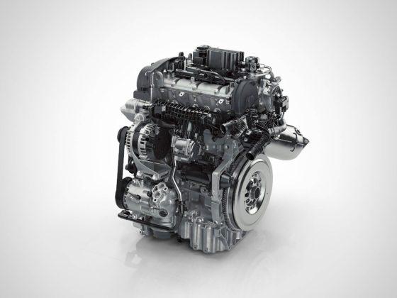 1.5 3 cilindri Volvo