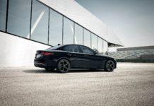 Alfa Romeo Giula Tech edition nera nuovo allestimento edizione limitata