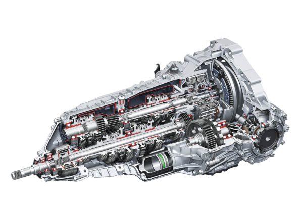 Cambio S tronic a 7 rapporti di Audi A4 allroad