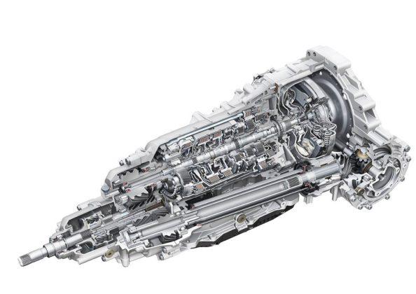 Cambio tiptronic a 8 rapporti di Audi A4 allroad