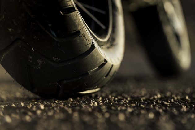 Bridgestone Battlax Adventure A41 dettaglio copertone
