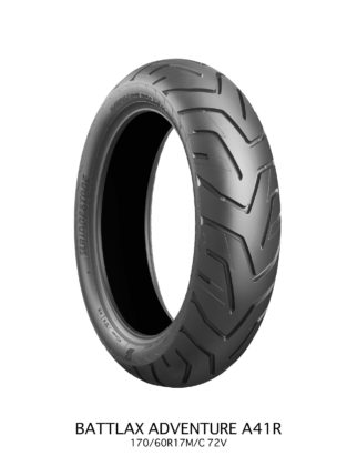 Bridgestone Battlax Adventure A41 copertone