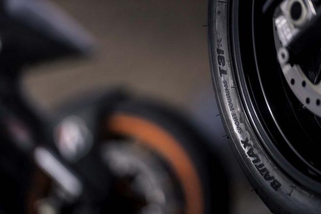 Bridgestone Battlax Sport Touring T31 dettaglio copertone