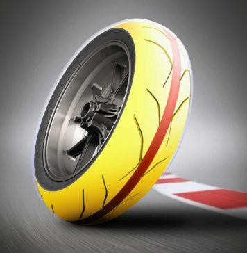 Dunlop SportSmart TT disegno tecnico bimescola