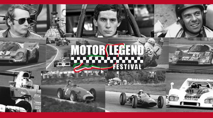 Motor Legend Festival volantino