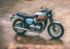 Triumph Spirt of 59