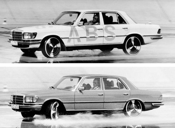 Mercedes Classe S serie 116,