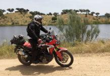 Sardegna Gran Tour 2018 Afica Twin