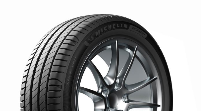 Michelin Primacy 4 2018 vista tre quarti