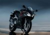 Honda CBR 250 RR - nera