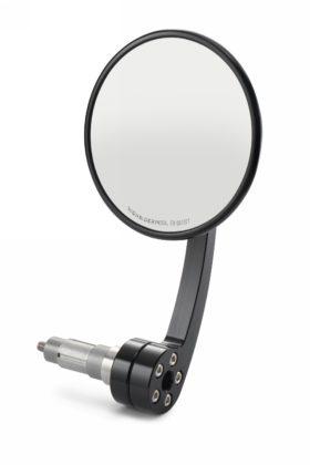 Husqvarna Vitpilen 701 2018 dettaglio specchietto
