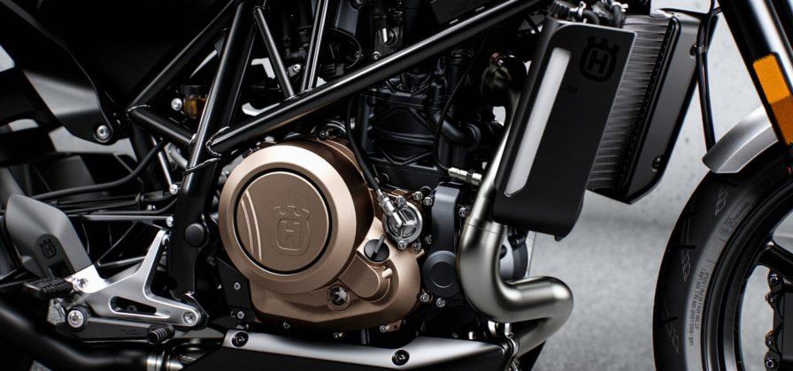 Husqvarna Vitpilen 701 2018 dettaglio motore