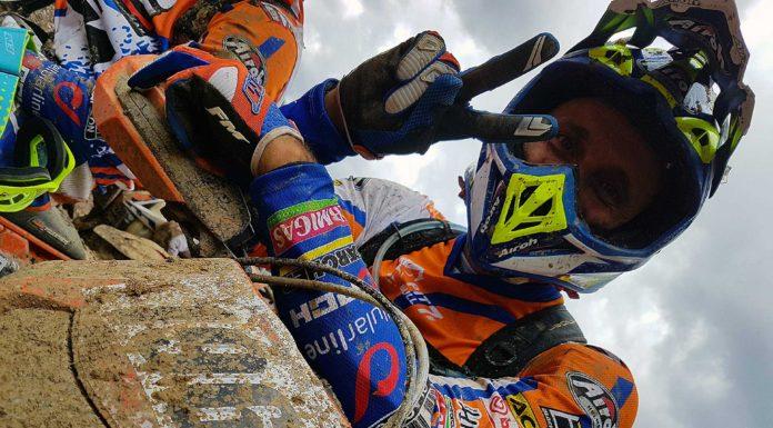 KTM Trofeo Enduro 2018 pilota