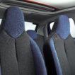 Citroen C1 Urban Ride sedili