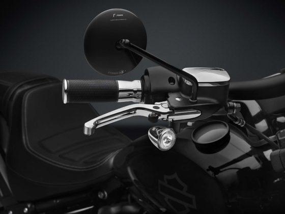 Rizoma per Harley Davidson specchietto
