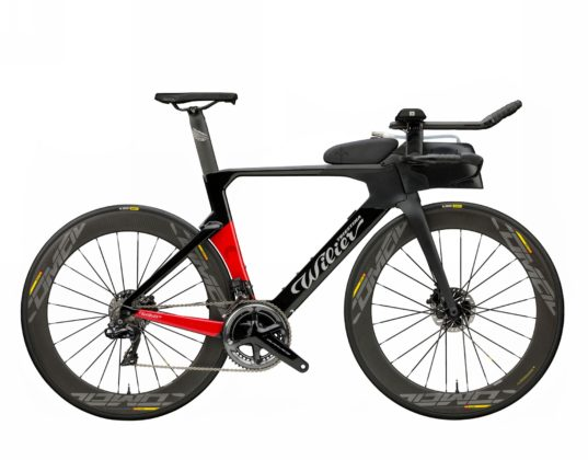 Wilier turbine 2018 laterale