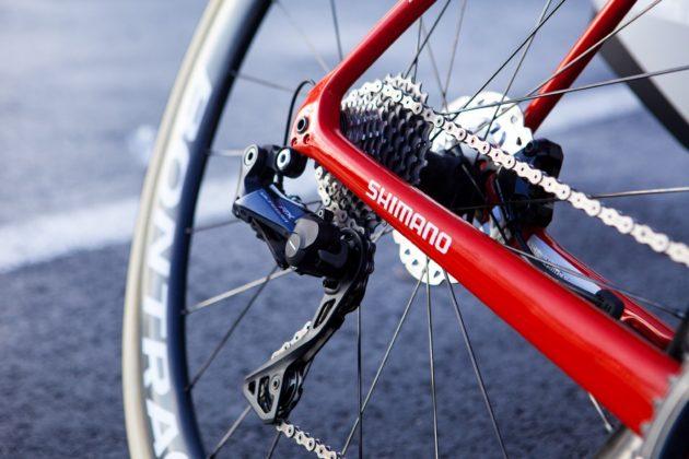 Shimano Ultegra RX dettaglio su bici
