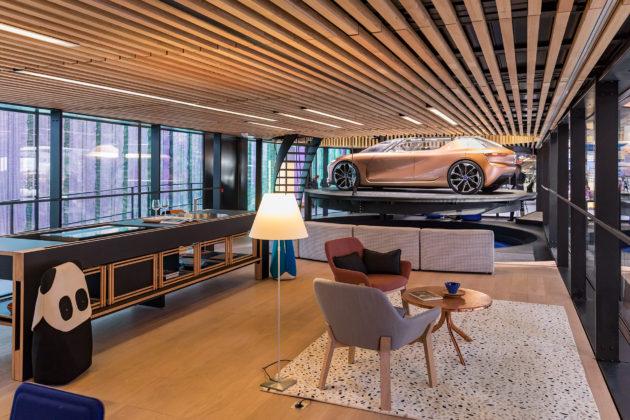 2017 Frankfurt Motorshow esposizione statica