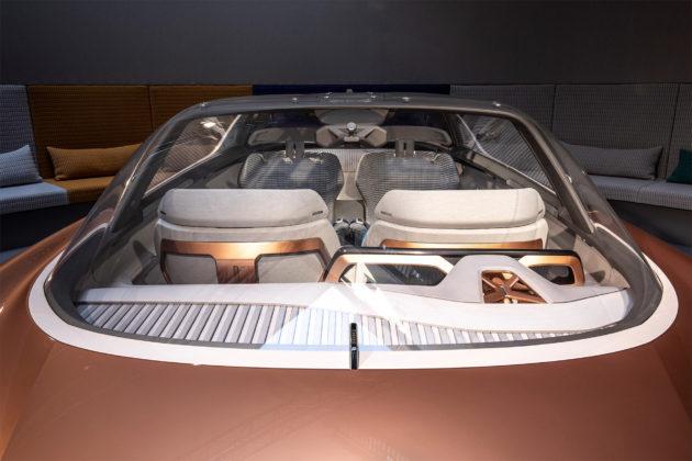 Renault Symbioz dettaglio sedili