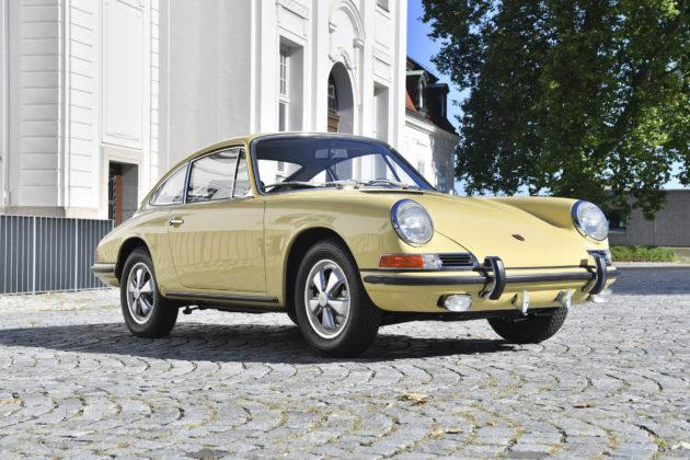 Porsche 911S 1966