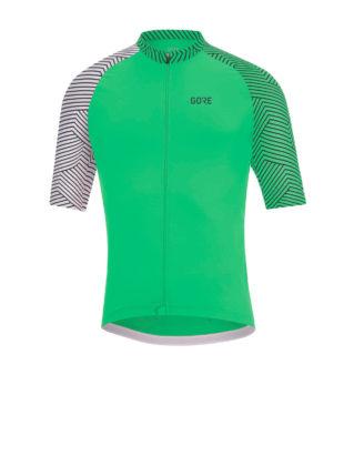 GORE® C5 Optiline Jersey frontale verde