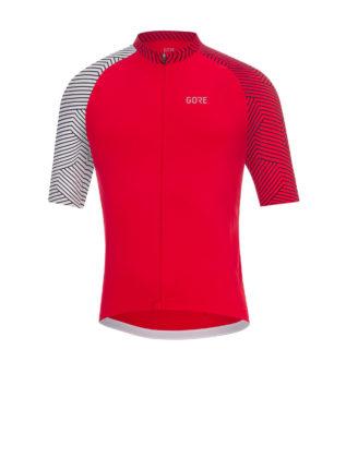 GORE® C5 Optiline Jersey frontale rossa