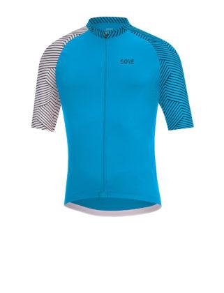 GORE® C5 Optiline Jersey frontale azzurra