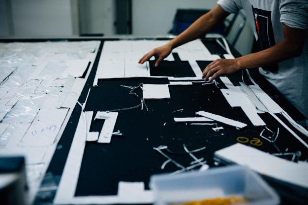 Specialized Stumpjumper 2018 in fabbrica disegno