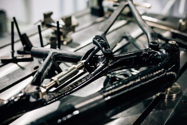 Specialized Stumpjumper 2018 in fabbrica