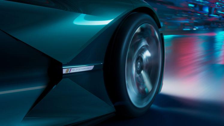 ds x e-tense particolare Performance e ruota anteriore destra
