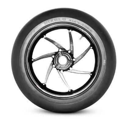 Pirelli Diablo Superbike laterale