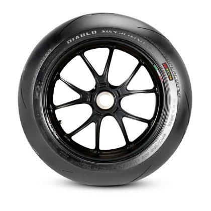 Pirelli Diablo Supercorsa laterale