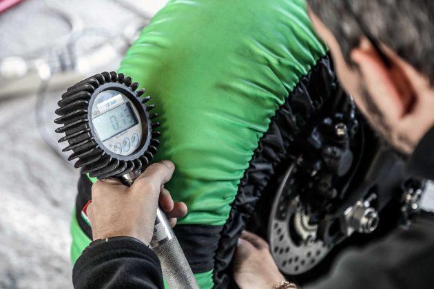 Pirelli pressione gomme