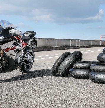 BMW confronto pneumatici supersport