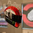 """Mostra """"I colori del Motomondiale"""" casco Marco Simoncelli Sic58"""