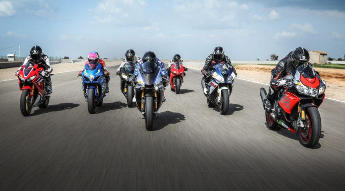 7 moto supersportive 1000 in pista per una comparativa