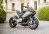 BMW 9cento laterale statica
