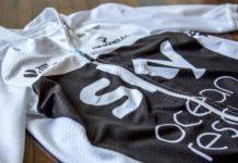 maglia team sky tour de france 2018, particolare cerniera